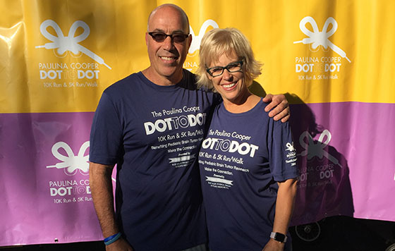 Ross Deutsch and Ann Todd-Cooper