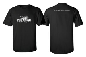 Images of the event T shirts that all attendees received